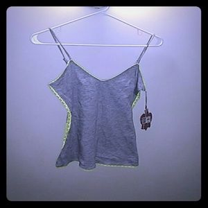 Princess vera wang grey cami